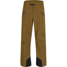 Black Diamond Miion Pants Herre dark curry